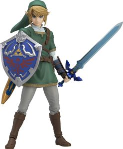 The Legend of Zelda Twilight Princess Figma Action Figure Link 14 cm