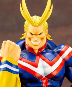My Hero Academia ARTFXJ Statue 1/8 All Might Special Bonus Edition 34 cm