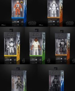 Star Wars Black Series Action Figures 15 cm 2020 Wave 3 Assortment (8)