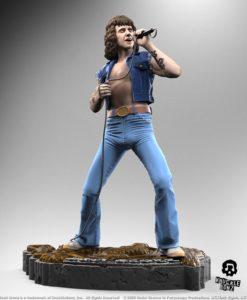 Bon Scott Rock Iconz Statue Bon Scott Limited Edition 22 cm