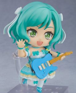 BanG Dream! Girls Band Party! Nendoroid Action Figure Hina Hikawa Stage Outfit Ver. 10 cm