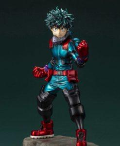 My Hero Academia ARTFXJ Statue 1/8 Izuku Midoriya Hero Fes. Limited Edition 21 cm