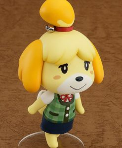 Animal Crossing New Leaf Nendoroid Action Figure Shizue Isabelle 10 cm