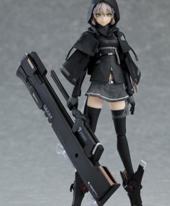 Heavily Armed High School Girls Figma Action Figure Ichi (Another) 15 cm