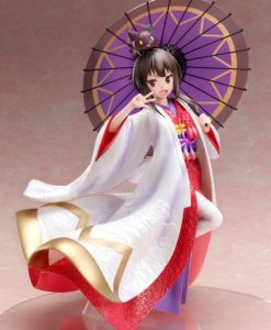 Kono Subarashii Sekai ni Shukufuku wo! Statue 1/7 Megumin Shiromuku Ver. 22 cm