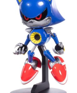 Sonic The Hedgehog BOOM8 Series PVC Figure Vol. 07 Metal Sonic 11 cm