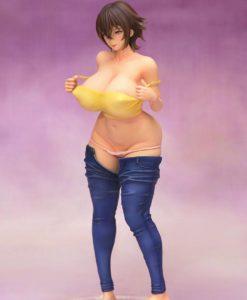 Original Character Statue 1/6 Niimura Akane - Akane-obasan to Ore - Episode by Bifidasu 27 cm
