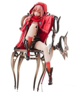 AKA:Re2ing PVC Statue 1/7 Red Hunter 24 cm