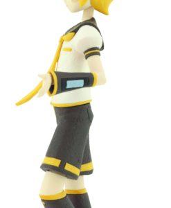 Vocaloid PVC Statue Hatsune Miku Kagamine Ren CartoonY 16 cm