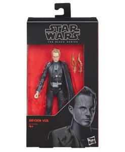 Star Wars Solo Black Series Action Figure 2019 Dryden Vos 15 cm