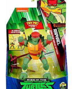 Teenage Mutant Ninja Turtles Deluxe Action Figure Raphael 14 cm