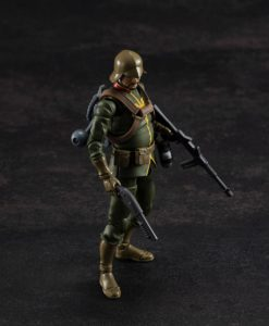 Mobile Suit Gundam G.M.G. Action Figure Principality of Zeon Army Soldier 02 10 cm