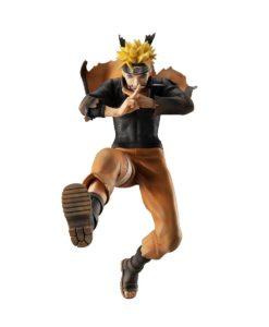 Naruto Shippuden G.E.M. Series PVC Statue Uzumaki Naruto Shinobi World War Ver. 26 cm