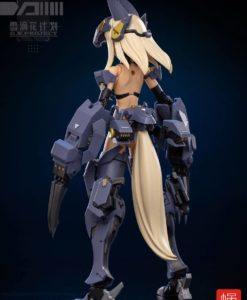 GN Project Plastic Model Kit 1/12 Vol. 1 Wolf-001 Wolf Armor Set 17 cm