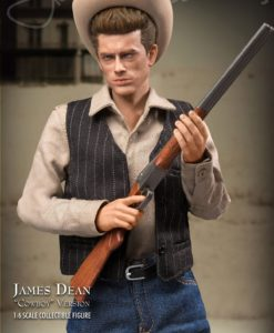 James Dean Action Figure 1/6 James Dean Cowboy Ver. 30 cm