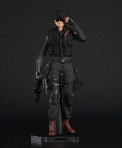 Tom Clancy's Rainbow Six Siege Action Figure Ash 30 cm