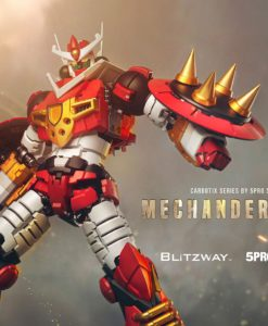 Mechander Robo Action Figure Mechander Robo 23 cm