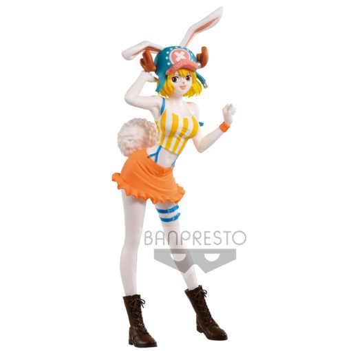One Piece Sweet Style Pirates PVC Statue Carrot Normal Color Version A 23 cm