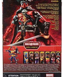 Marvel Legends Series Action Figure Deadpool (Pirate Suit) 15 cm