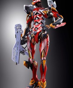 Neon Genesis Evangelion Metal Build Action Figure EVA-02 Production Model EVA 2020 Ver. 22 cm