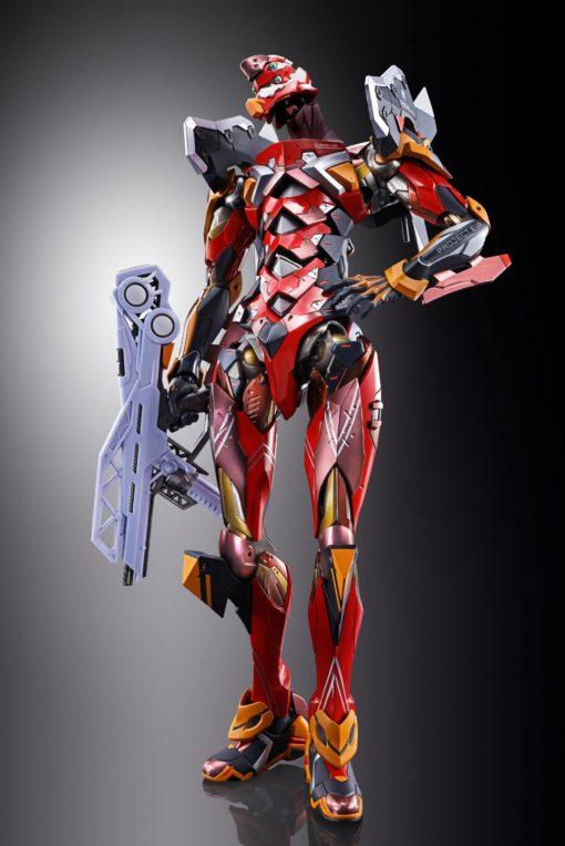 Neon Genesis Evangelion Metal Build Action Figure EVA-02 Production Model EVA 2020 Ver. 22 cm
