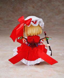 Touhou Project Chibikko Doll Action Figure Flandre Scarlet 10 cm