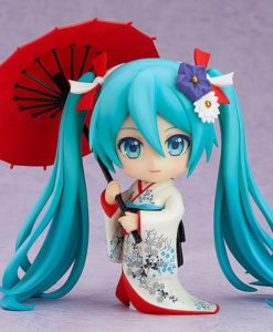 Character Vocal Series 01 Nendoroid Action Figure Hatsune Miku Korin Kimono Ver. 10 cm