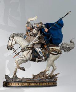 Three Kingdoms: Five Tiger Generals Series Statue Zhao Yun Ver2.0 Deluxe Edition 81 cm
