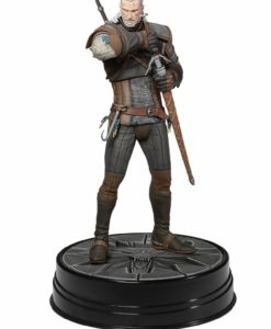 Witcher 3 Wild Hunt PVC Statue Heart of Stone Geralt Deluxe 24 cm