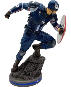 Avengers 2020 Video Game PVC Statue 1/10 Captain America 22 cm