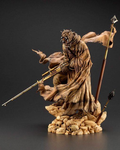 Star Wars ARTFX PVC Statue 1/7 Tusken Raider Barbaric Desert Tribe Artist Series Ver. 33 cm
