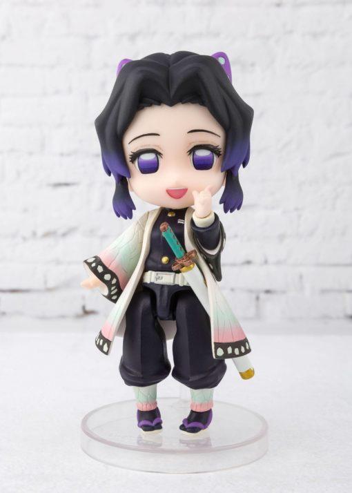 Demon Slayer: Kimetsu no Yaiba Figuarts mini Action Figure Kocho Shinobu 9 cm