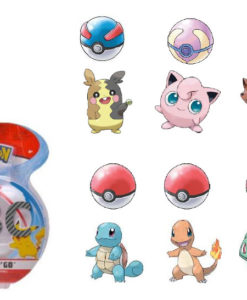 Pokémon Clip 'N' Go Pokéball Wave 8 Assortment (6)