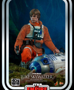 Star Wars Episode V Movie Masterpiece Action Figure 1/6 Luke Skywalker (Snowspeeder Pilot) 28 cm