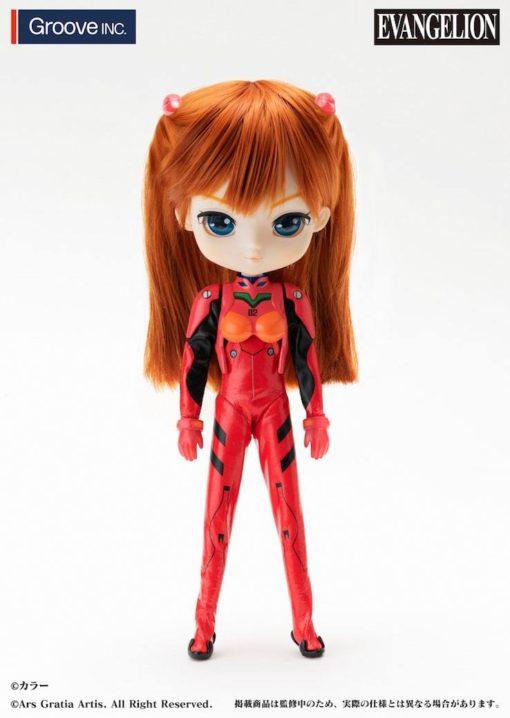Evangelion Collection Doll Asuka Langley Shikinami 27 cm