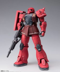 Mobile Suit Gundam: The Origin GFFMC Action Figure MS-05S Char Aznable´s Zaku I 18 cm
