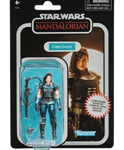 Star Wars The Mandalorian Vintage Collection Carbonized Action Figure 2020 Cara Dune 10 cm