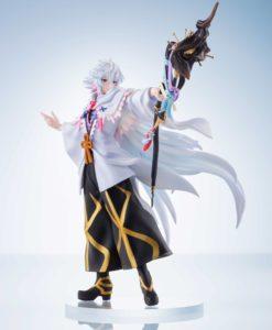 Fate/Grand Order ConoFig PVC Statue Caster/Merlin 20 cm
