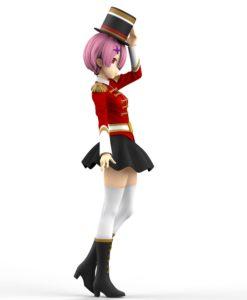 Re:ZERO SSS PVC Statue Fairy Tale Ram The Nutcracker 21 cm