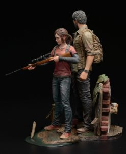The Last of Us PVC Statues 1/9 Joel & Ellie