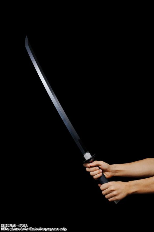 Demon Slayer: Kimetsu no Yaiba Proplica Replica 1/1 Nichirin Sword (Tanjiro Kamado) 88 cm