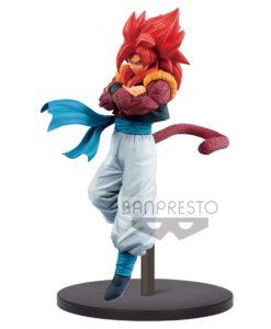 Dragonball Super Son Goku Fes PVC Statue Super Saiyan 4 Gogeta 20 cm