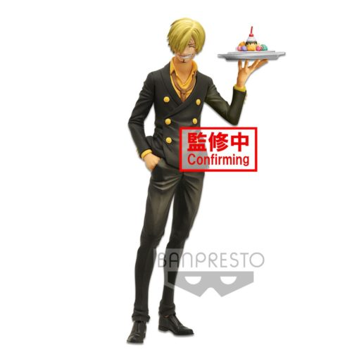 One Piece Grandista Nero PVC Statue Sanji 27 cm