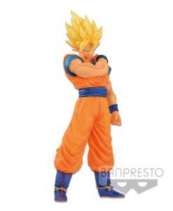 Dragonball Z Resolution of Soldiers Figure Super Saiyan Goku 18 cm