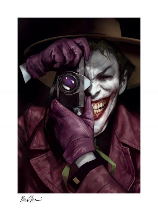 DC Comics Art Print The Killing Joke 46 x 61 cm – unframed