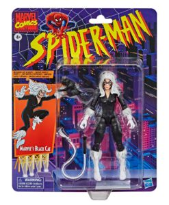 Spider-Man Marvel Retro Collection Action Figure Marvel's Black Cat 15 cm