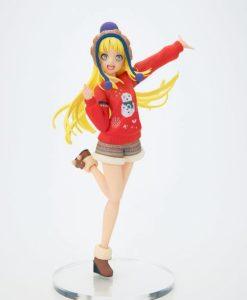 BanG Dream! Girls Band Party! PATOO PVC Statue Gemaki Kokoro Winter Wear Ver. 18 cm