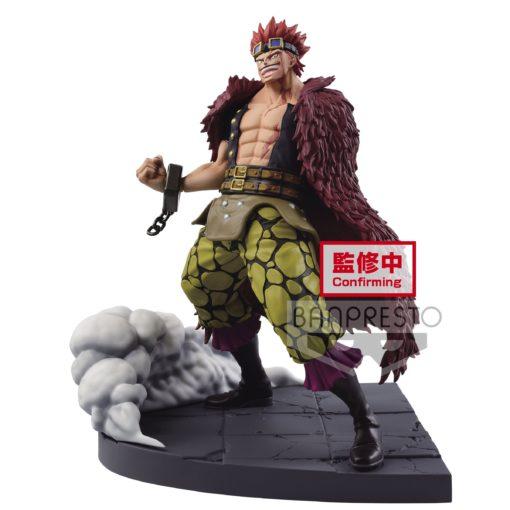 One Piece Log File Selection -Worst Generation- PVC Statue Eustass Kid 15 cm