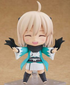 Fate/Grand Order Nendoroid Action Figure Saber/Okita Souji Ascension Ver. 10 cm