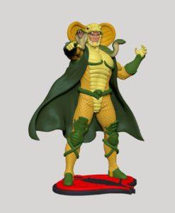 G.I. Joe PVC Statue 1/8 Serpentor
